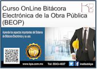 bitacora electronica de la obra pública,bitácora electrónica,obra publica,licitaciones,compranet 5