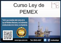 Curso Ley de PEMEX,licitaciones,PEMEX,contrataciones