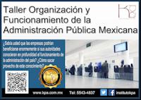 adinistración pública,méxico,trámites,regulaciones,leyes